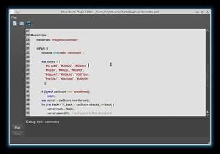 Introducing the new QML based plugin framework | MuseScore
