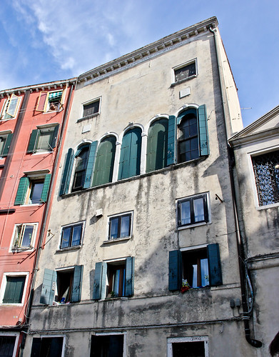 German Synagogue, Venetian Ghetto