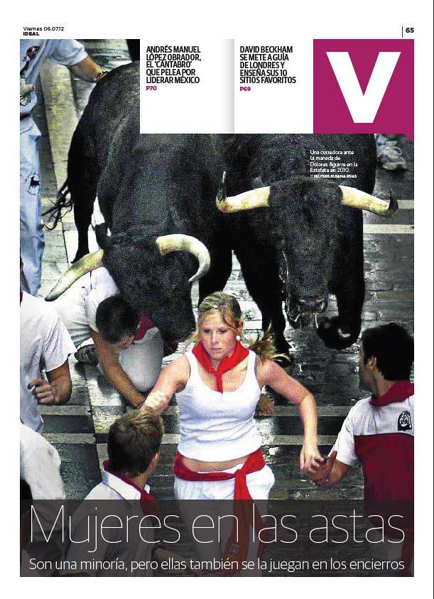 Reportajes en Ideal de Granada