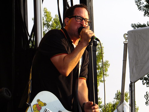 The Hold Steady at Ottawa Bluesfest 2012