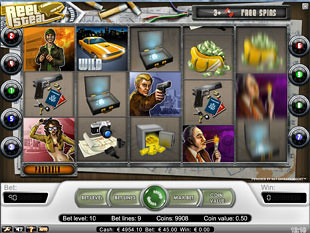 Reel Steal slot game online review