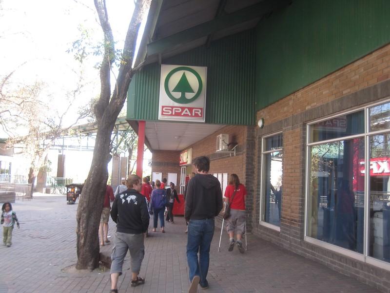Chobe Botswana Supermarket Africa