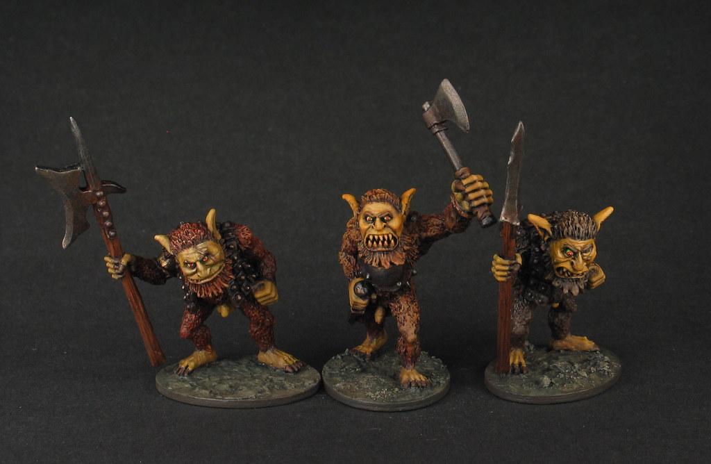 Otherworld Bugbears