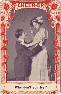 Hoffman, Henry postcard