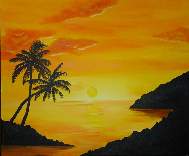 Sunrise Painting  Flickr  Photo Sharing!