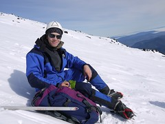 snowshoe, ski equipment, winter sport, footwear, mountain, winter, ski, piste, sports, snow, mountaineering, ski touring, extreme sport, ski mountaineering, downhill,