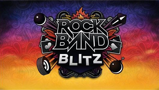 rock band blitz release date