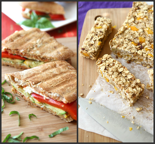... Squash & Basil and Low Fat Granola Bars with Mango, Hazelnut & Gi...