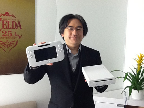 Nintendo Doesn't Care If they're the First to the Next-Gen Market with Wii U
