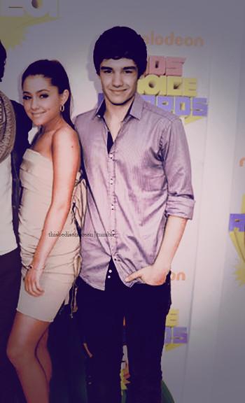 Arianna Grande & Liam Payne