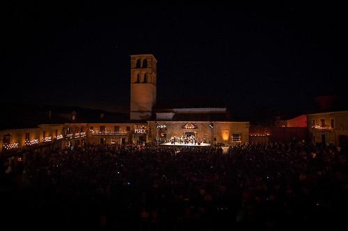 Conciertos de las velas 2012