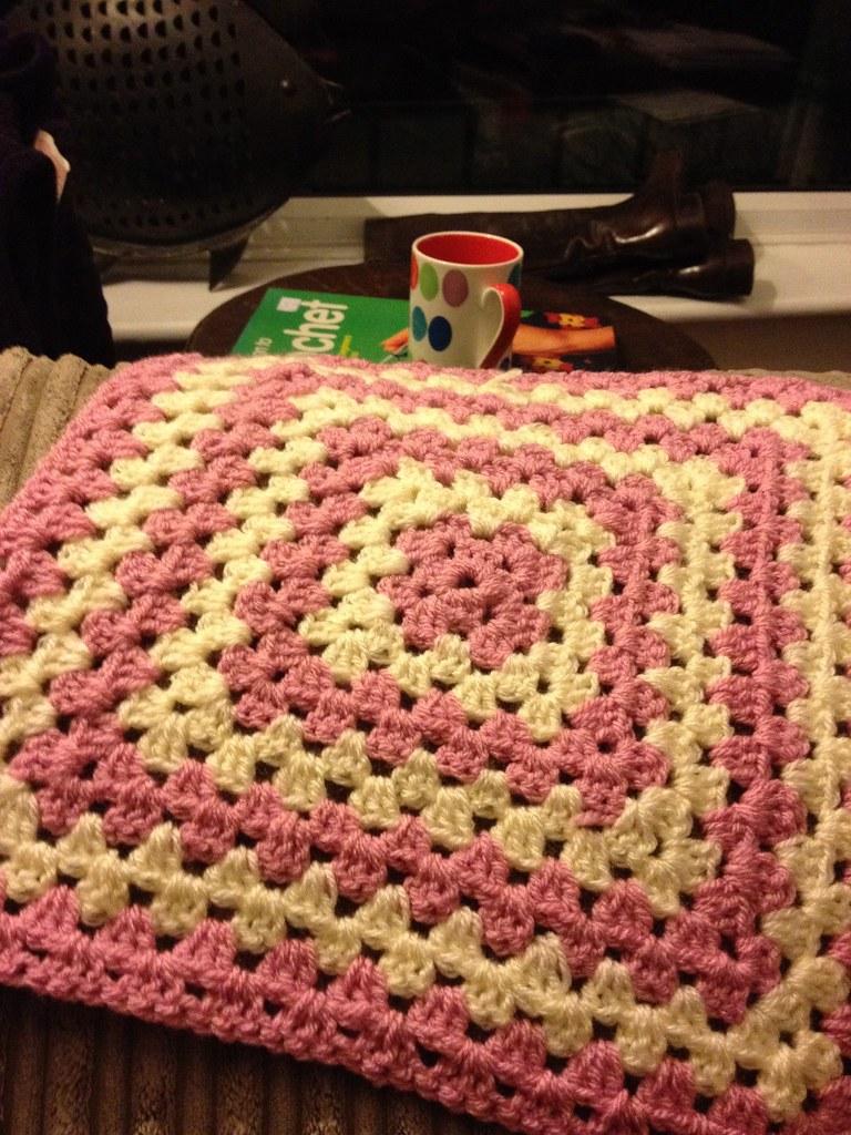 3. Granny blanket