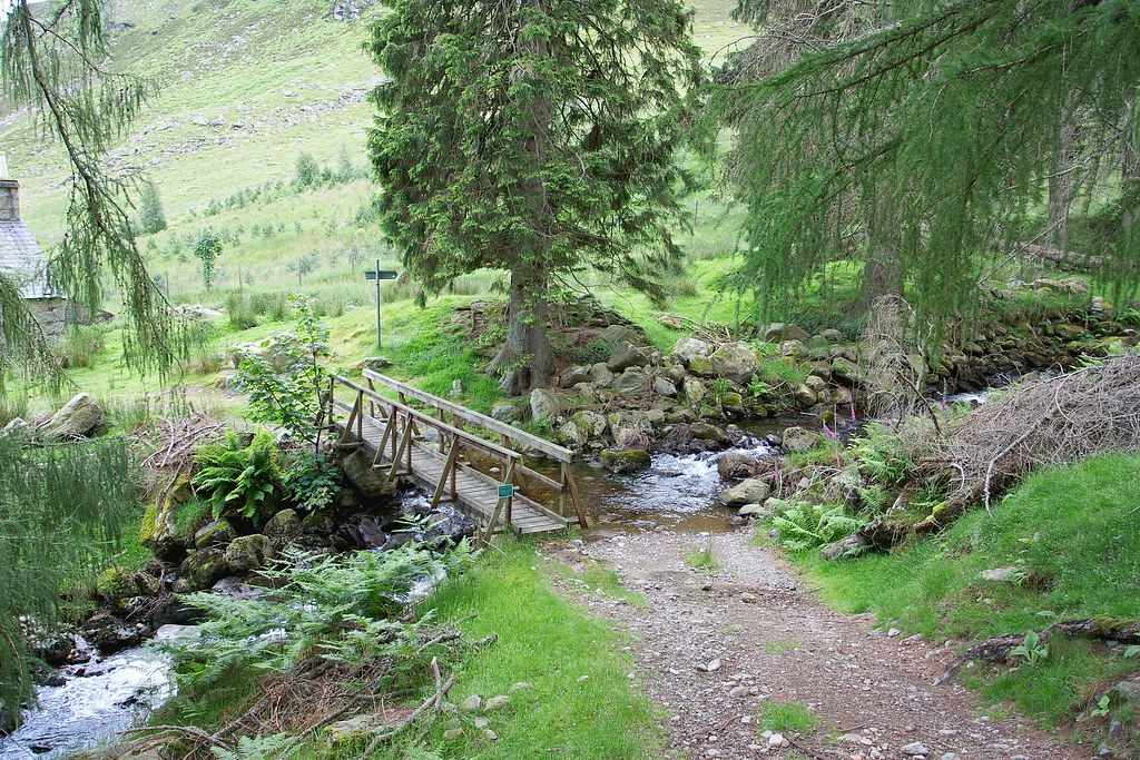 Bridge near Inchgrundle