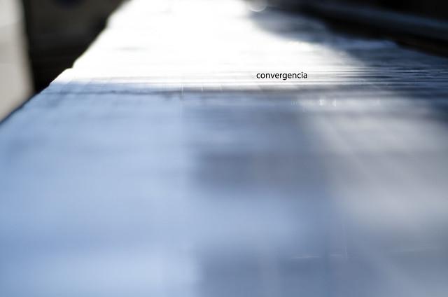 284/366: convergencia