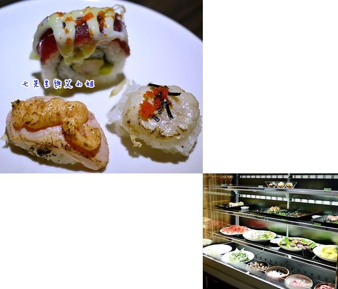 10 創意壽司也很讚