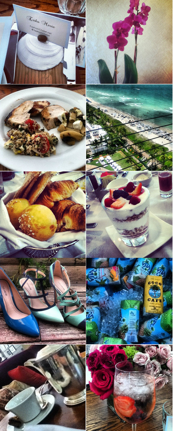 Instagram Fashion Chalet, Soho Beach House, Miami Swim Week, Sofitel Miami