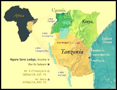 Africa kenya uganda tanzania map resized