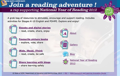 Join a Reading Adventure!
