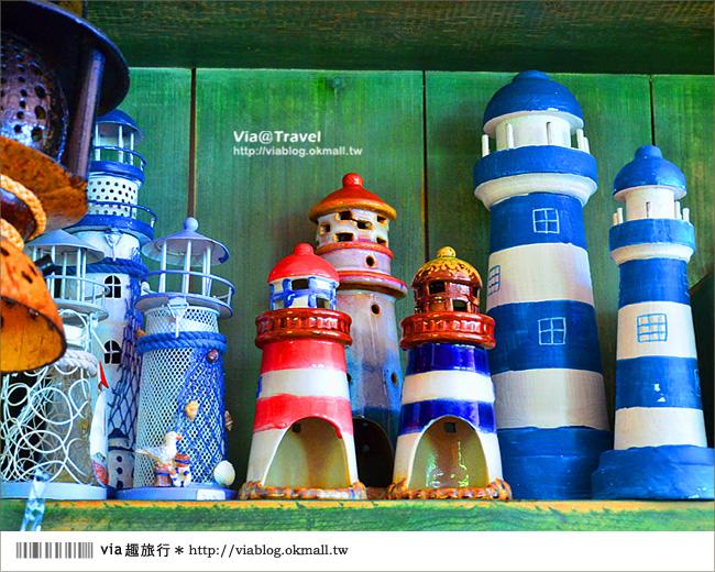 【台東民宿】台東願井民宿~在藍天下遇到南法風的浪漫莊園23