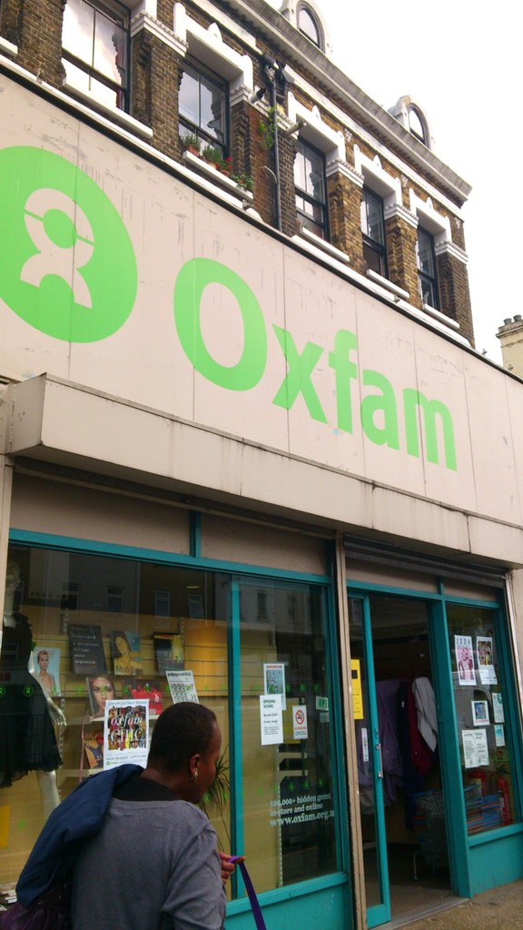 15 Oxfam, Kingsland Road