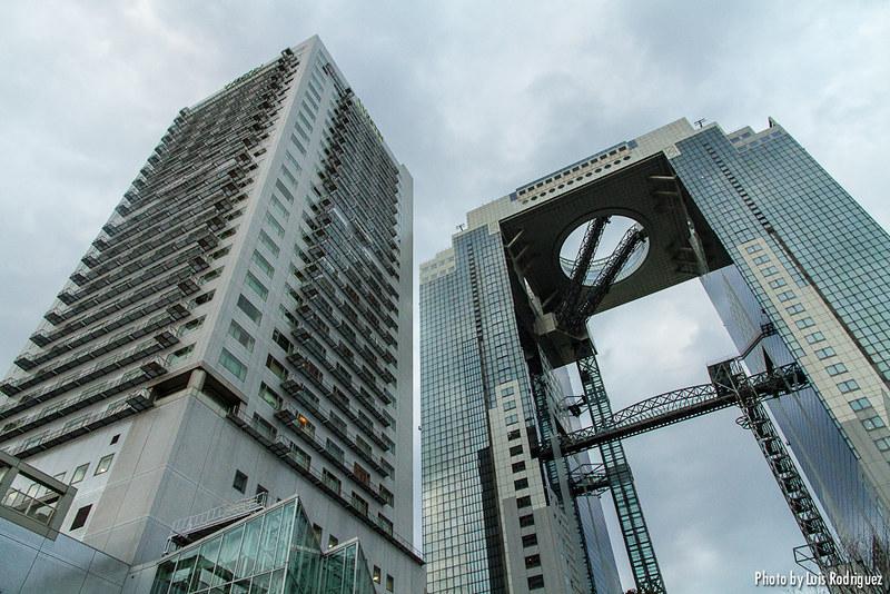 Umeda Sky Building-12
