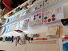 La tavola piena di colori