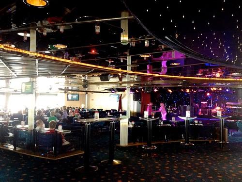 Turku (FI) - Viking Line Cruise Ferry Bar