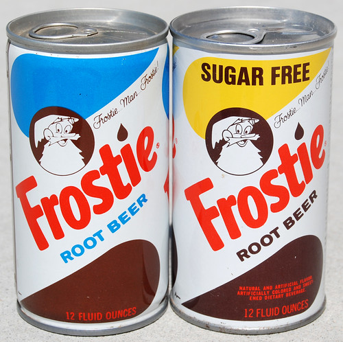 Frostie Root Beer, 1970's by Roadsidepictures