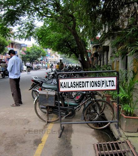kailash parking