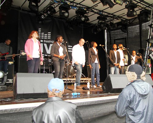 Gospel Music Group by David Coppin