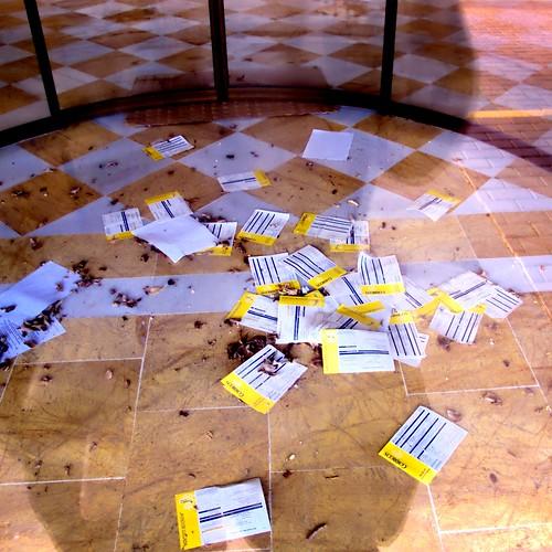 Notificaciones en el hotel Oasis