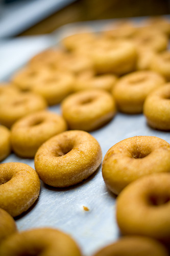 Apple Cider Donut Photo's