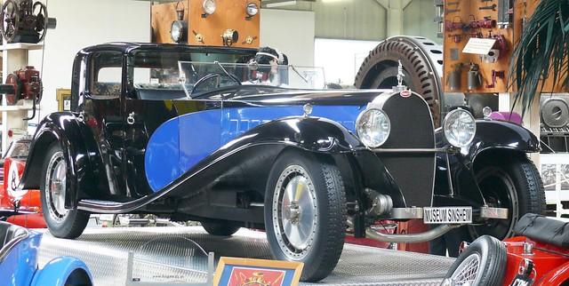 Bugatti Royale Typ 41 1927 Royale Le Patron Napoleon bicolor vr