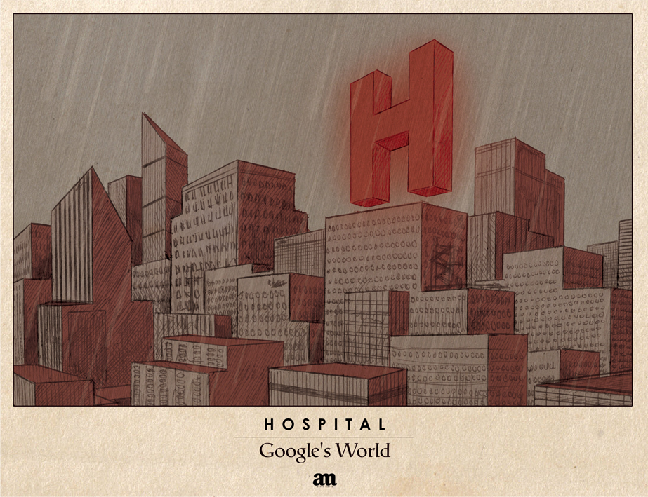 "Hospital ""Google's World"""