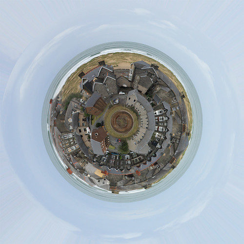 Planet Barmouth version 2 by Helen in Wales