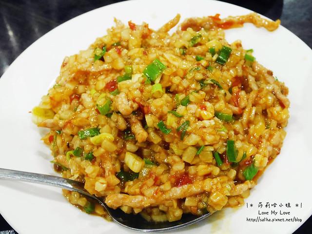 新店大坪林美食餐廳上川館熱炒合菜 (10)