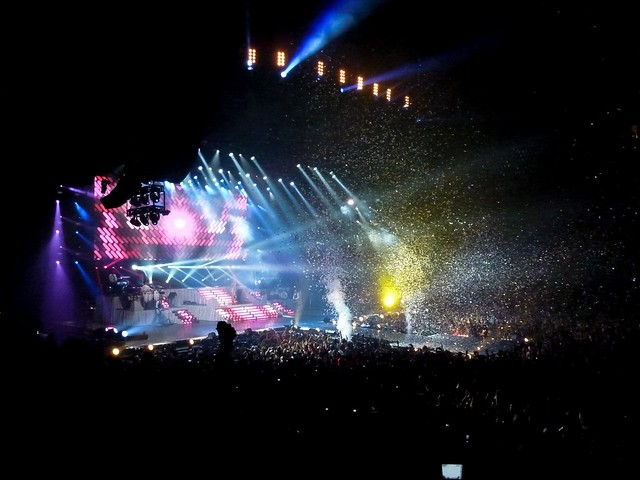 Jennifer Lopez - Dance Again World Tour - Bercy, Paris (2012)