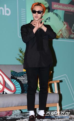 G-Dragon - Airbnb x G-Dragon - 20aug2015 - Sports Chosun - 12