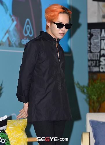 G-Dragon - Airbnb x G-Dragon - 20aug2015 - Segye - 05