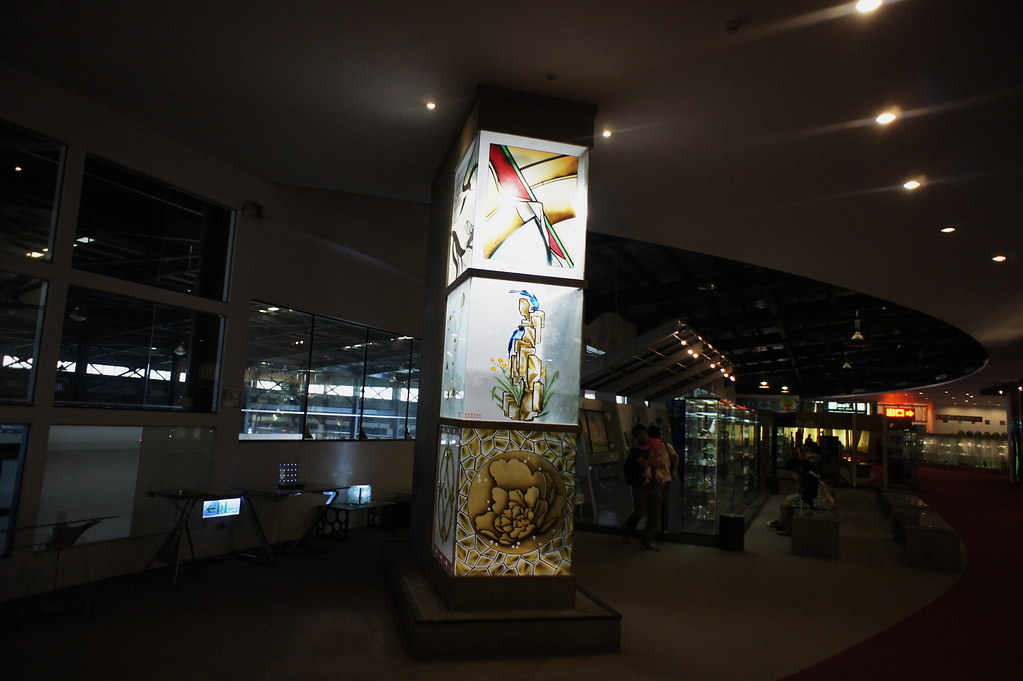 鹿港鎮玻璃博物館 (18)