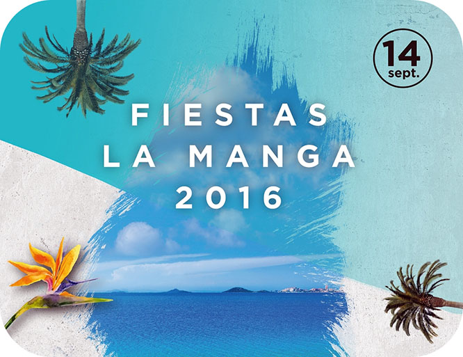 La Manga reivindica las bondades del Mar Menor en sus fiestas populares