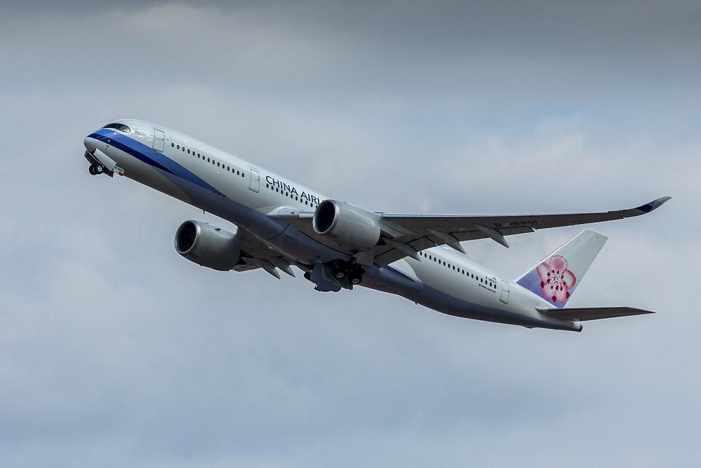 Resultado de imagen para CHINA AIRLINES A350