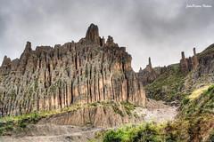 Valle de las ánimas, Bolivia .
