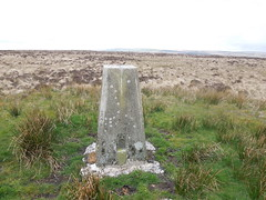 12 04 21 TP5166 North Molton Ridge Trig
