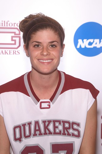 Lily Colley, Guilford College 2014