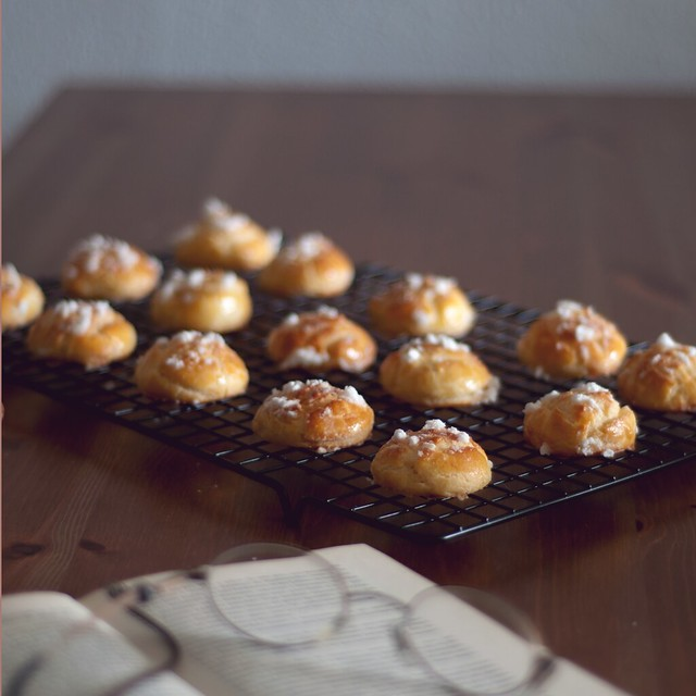 Chouquettes IV