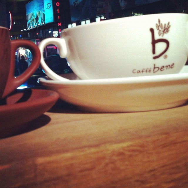 caffe bene nyc (times square) 2