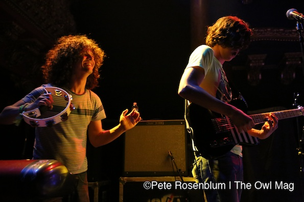 Sleeper Agent @ Great American Music Hall, SF 4/26/12
