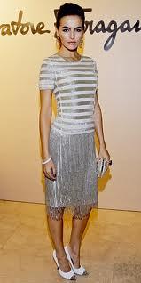 Camilla Belle Cap Toe Heels Celebrity Styling Fashion