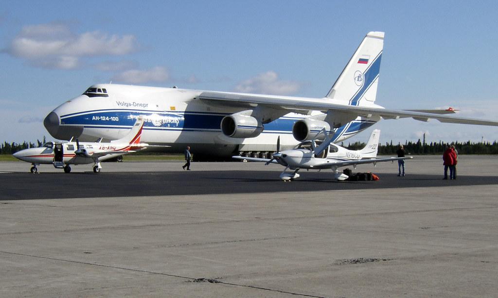 Goose Bay  44 — Antonov 124